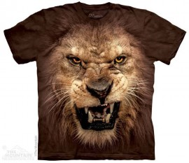 Big Face Roaring Lion immagini