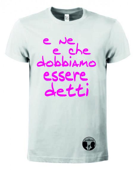 Maglietta unisex 100% cotone The Dubbers immagini