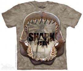 Shark Week Reflections Mono immagini