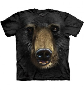 Black Bear Face immagini