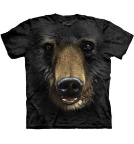 Black Bear Face immagini