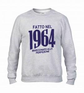 Felpa girocollo Fashion:  TUO ANNO DI NASCITA изображений