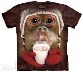 Hot Cocoa Orangutan immagini