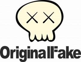 MAGLIETTA IN 100% COTONE DA UOMO ORIGINAL FAKE immagini