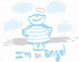 BAVAGLINI COLORE NATURAL: I AM ANGEL immagini