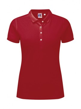 POLO DA DONNA STRETCH immagini