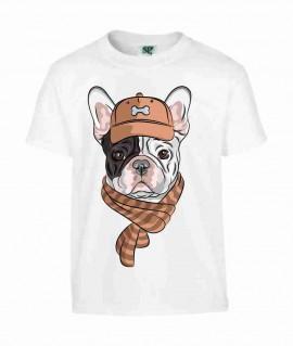MAGLIETTA 100% COTONE BIMBO/A TITOLO DOG immagini