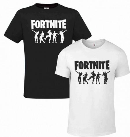 Maglietta bianca e nera da bimbo e da uomo taglie da 1 ANNO fino alla xxl uomo images
