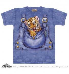 Bengal Tiger Overalls immagini