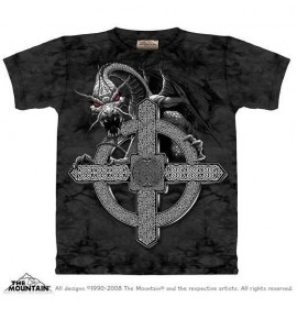 Celtic Cross Dragon immagini