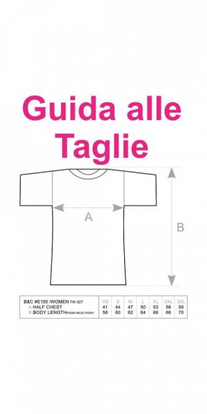 Maglietta unisex 100% cotone O tir a gir immagini