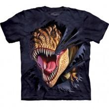 T-Rex Tearing