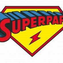 MAGLIETTA IN 100% COTONE PER LA FESTA DEL PAPA' TITOLO : SUPER