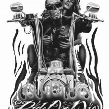 MAGLIETTA IN 100% COTONE DA DONNA TITOLO MOTOR SHOW