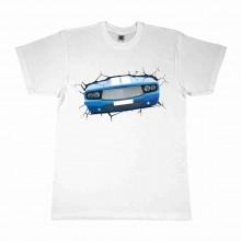 MAGLIETTA 100% COTONE BIMBO/A TITOLO CAR