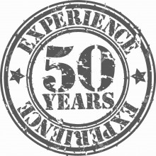 MAGLIETTA IN 100% COTONE UOMO/DONNA PER 50 ANNI TITOLO: EXPERIENCE