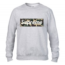 Felpa girocollo Fashion SUPREME