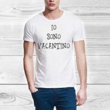 MAGLIETTA IN 100% COTONE MADE IN PUGLIA TITOLO: VACANTINO