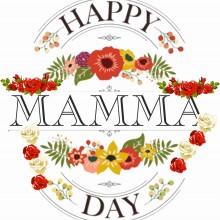 REGALA UNA MAGLIETTA PER LA FESTA DELLA MAMMA TITOLO: MAMA DAY