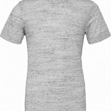 T-shirt unisex Poly-Cotton EFFETTO MARMO con stampa ORIGINAL FAKE