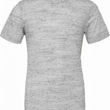 T-shirt unisex Poly-Cotton EFFETTO MARMO con stampa
