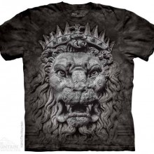 Big Face King Lion