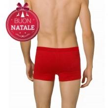 Coulotte Cotton Stretch rosso per natale