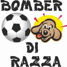 MAGLIETTA 100% COTONE BIMBO/A TITOLO BOMBER DI RAZZA