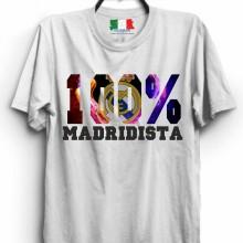 MAGLIETTA IN 100% COTONE UOMO/DONNA TIFOSO DI CALCIO