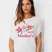 MAGLIETTA PER PREMAMAN, AMPIA VESTIBILITA' : HAPPY MOTHERS