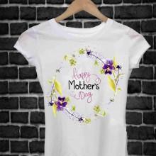 REGALA UNA MAGLIETTA PER LA FESTA DELLA MAMMA TITOLO: MAMMA 123