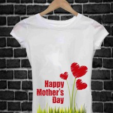 REGALA UNA MAGLIETTA PER LA FESTA DELLA MAMMA TITOLO: MOTHER DAY
