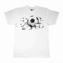 MAGLIETTA 100% COTONE BIMBO/A TITOLO FOOTBALL