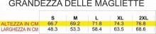 MAGLIETTA NERA 100% COTONE  MODELLO RAPPER TITOLO EARTH