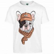 MAGLIETTA 100% COTONE BIMBO/A TITOLO DOG