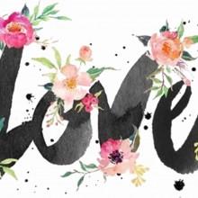 MAGLIETTA IN 100% COTONE UOMO/DONNA PER SAN VALENTINO: love flow