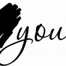 MAGLIETTA IN 100% COTONE UOMO/DONNA PER SAN VALENTINO: YOU