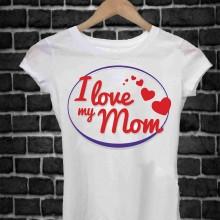 REGALA UNA MAGLIETTA PER LA FESTA DELLA MAMMA TITOLO: MOM