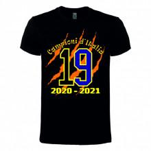 Maglietta scudetto Inter 2021