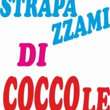 MAGLIETTA 100% COTONE BIMBO/A  TITOLO STRAPAZZAMI DI COCCOLE