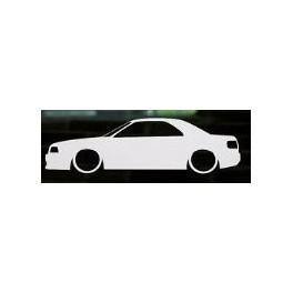 Autocolante - Audi 80 - 90 Cabrio