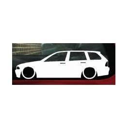 Autocolante - BMW E46 Touring