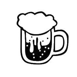 Autocolante - Cerveja