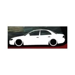 Autocolante - Opel Omega B