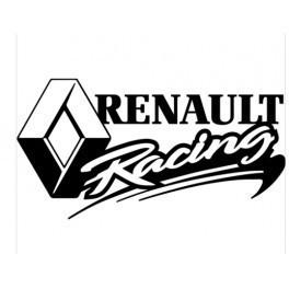 Autocolante - Renault Racing