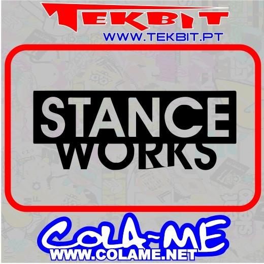 Autocolante - Stance Works