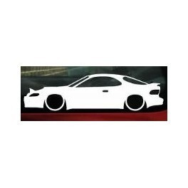 Autocolante - Toyota Celica 2