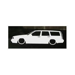 Autocolante - Volvo 850
