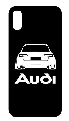 Imagens Capa de telemóvel com Audi A6 C7 Avant