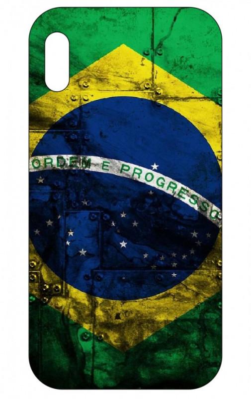 Capa de telemóvel com Brasil